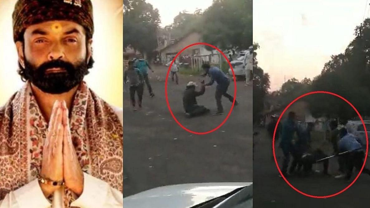 Aashram படக்குழு மீது பஜ்ரங் தளம் அமைப்பினர் தாக்குதல் : இயக்குநர் மீது மை பூசிய கொடூரம்.. நடந்தது என்ன?