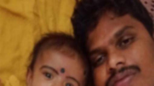 """""""தன்னைப்போல் இல்லையென பிறந்த 2 மாத குழந்தையை கொன்ற தந்தை"""" : ஆந்திராவில் நடந்த கொடூரம்!"""