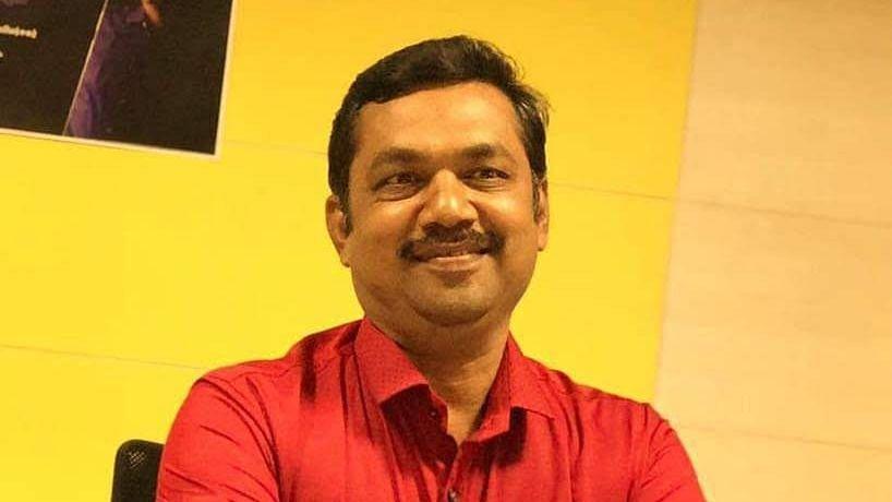 Image result for திருமாவேலன்