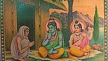 ராமாயண சபரியும், கிருஷ்ணரின் சபரியும்!