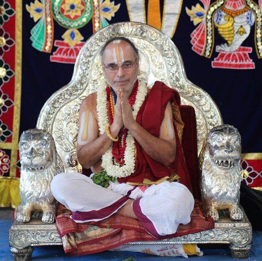ஸ்ரீ உ.வே. வில்லூர் நடாதூர் கருணாகராச்சார்ய ஸ்வாமி