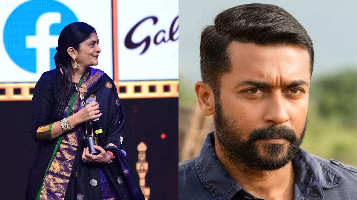 சைமா விருதுகளைக் குவித்த 'சூரரைப்போற்று'