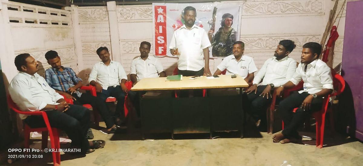 ஆசிரியர் பயிற்சி மாணவர்களுக்கு ஆதரவாக 14-ம் தேதி போராட்டம்