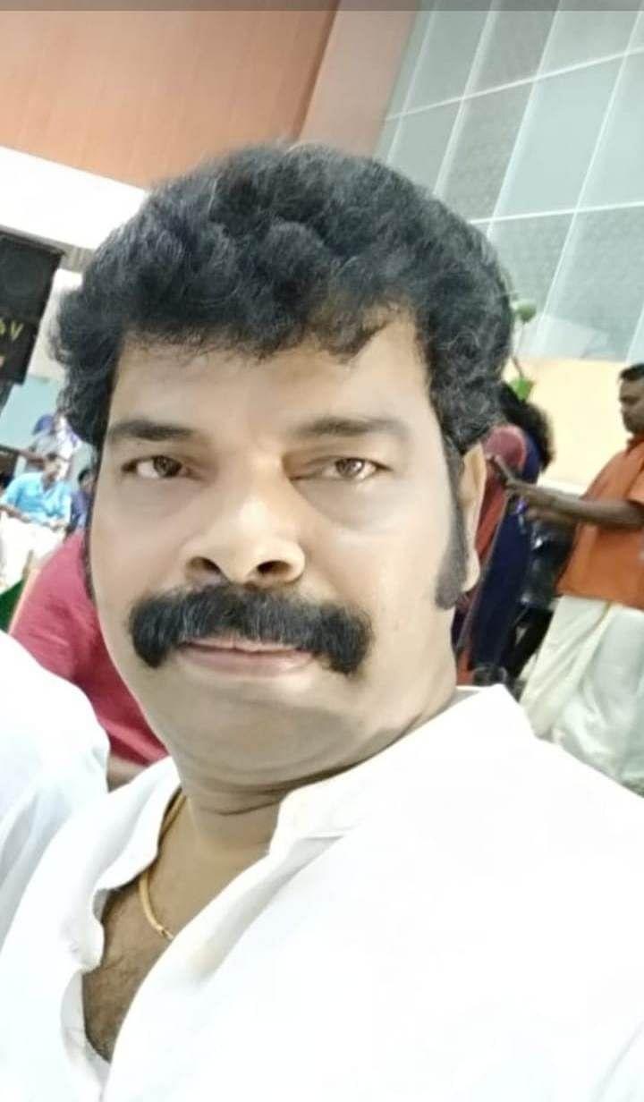நடிகர் ரவிமரியா