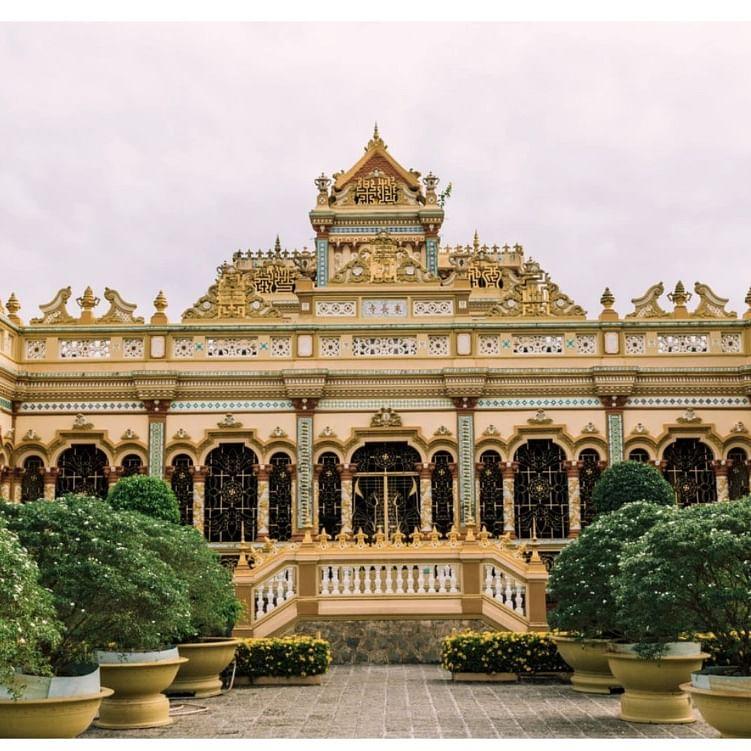 ட்ராங் பகோடா கோயில்