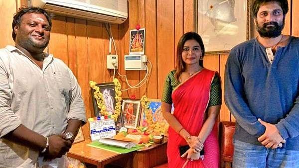 மோகன் ஜி - தர்ஷா குப்தா - ரிச்சர்ட் ரிஷி