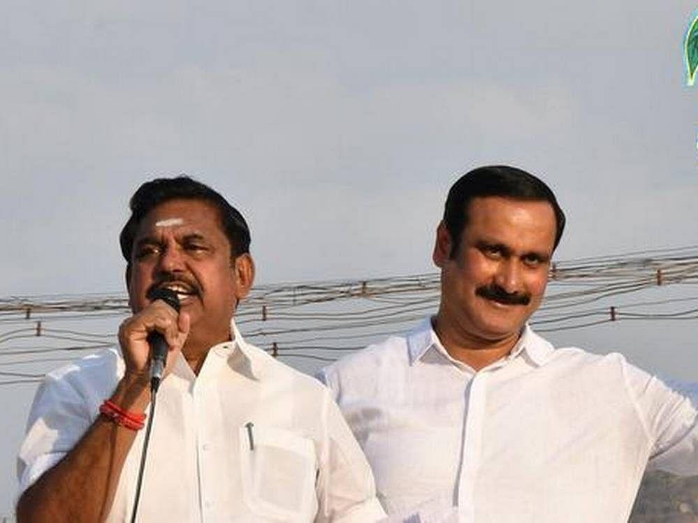 கூட்டணிக்கு குண்டு வைத்த ராமதாஸ்!