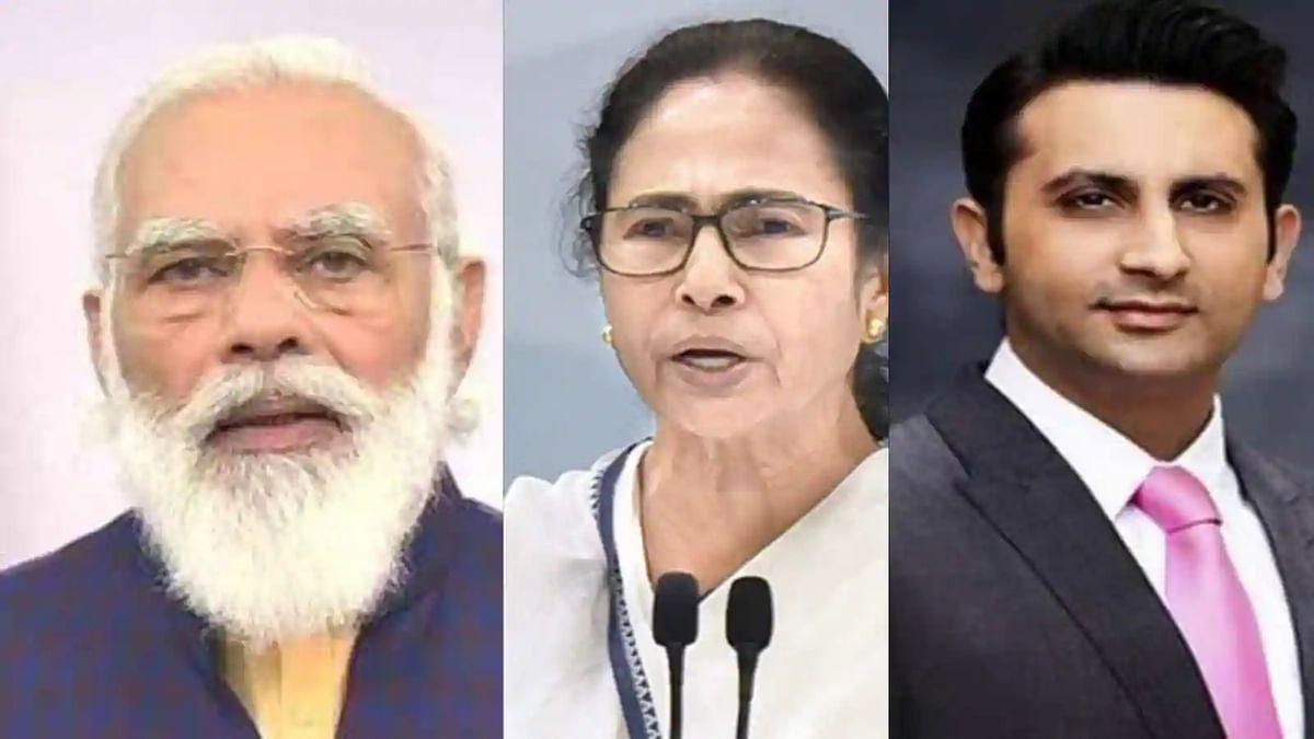 2021-ல் பரபரப்பை ஏற்படுத்தியவர்கள்:  மோடி, மம்தா, ஆதர் பூனாவாலா