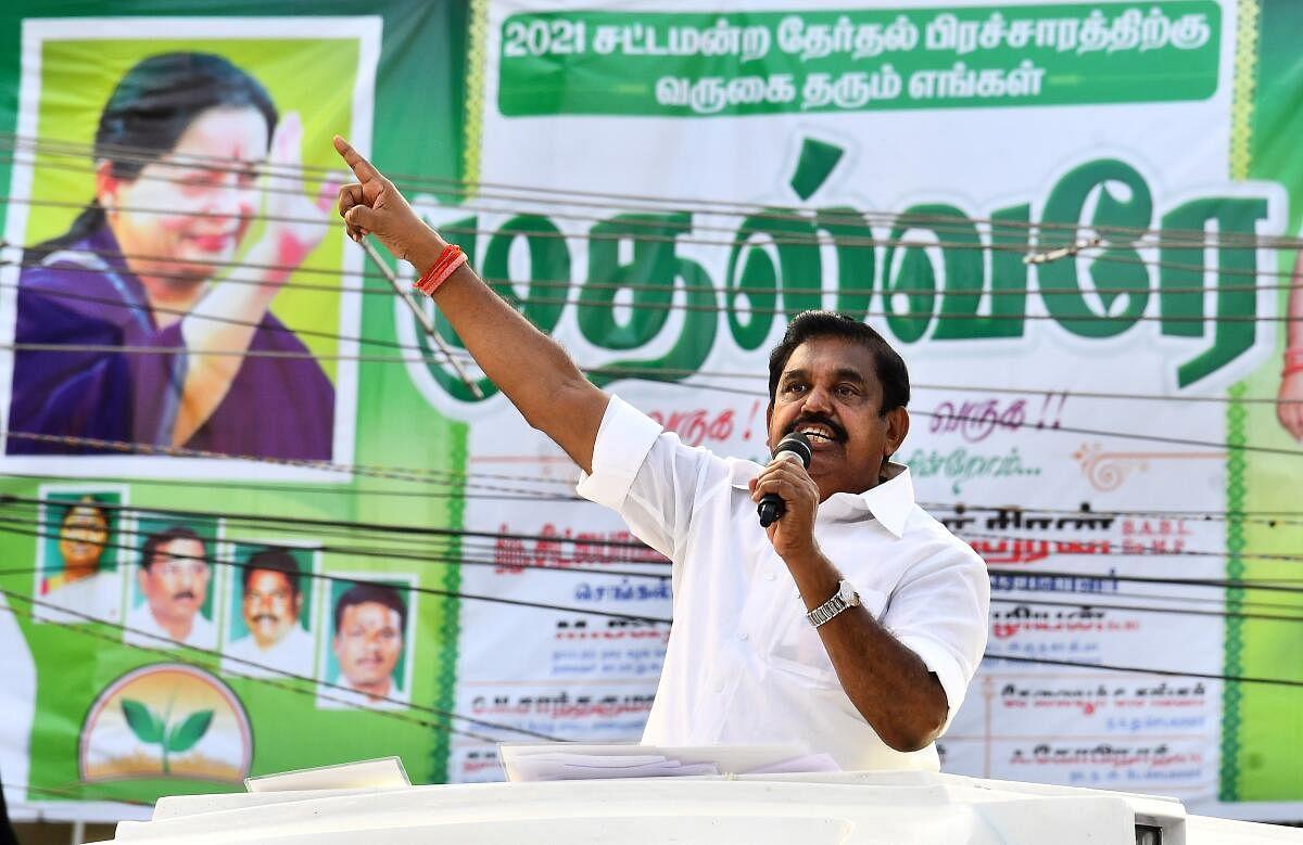 2024-ல் சட்டப்பேரவைத் தேர்தல்: பலிக்குமா பழனிசாமியின் ஆரூடம்?