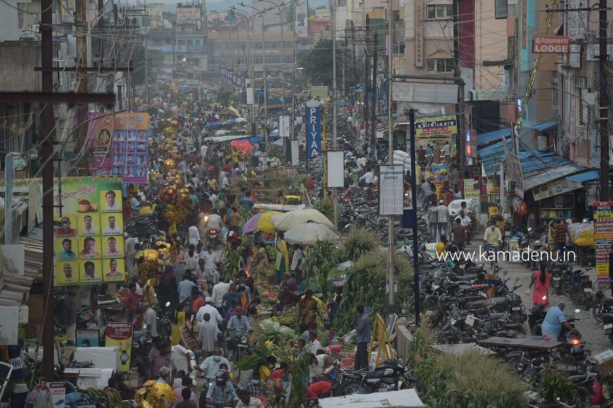 வேலூர் கிருபானந்த வாரியார் சாலை