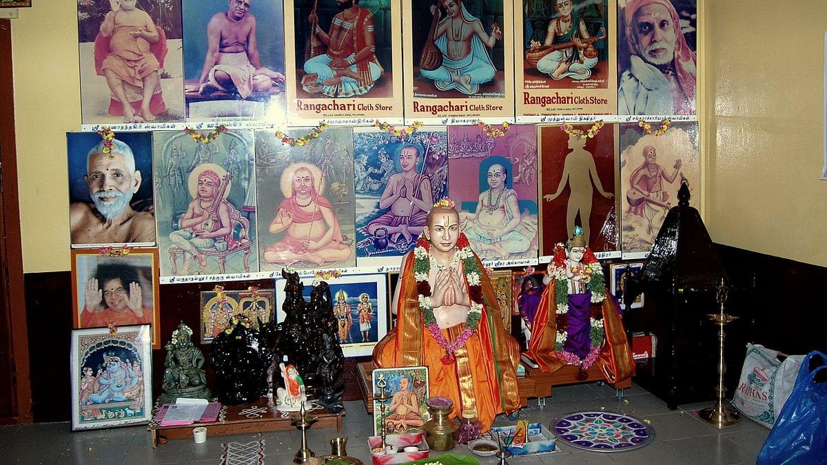 சமயம் வளர்த்த சான்றோர் – 42:  ஸ்ரீ நாராயண தீர்த்தர்