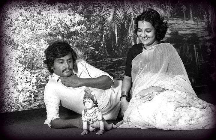 ரஜினி சரிதம் - 35 காதல் வளர்ந்த கதை!