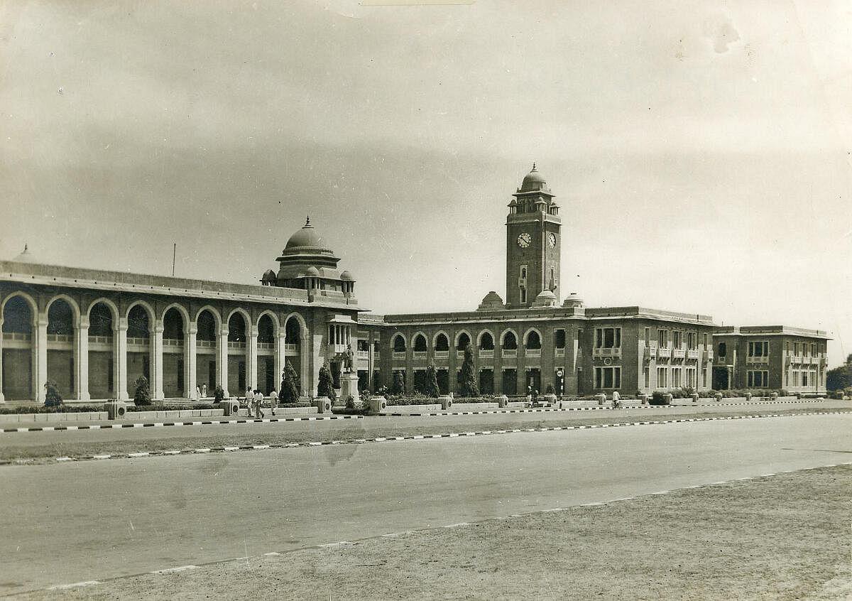 சென்னைப் பல்கலைக்கழகம்