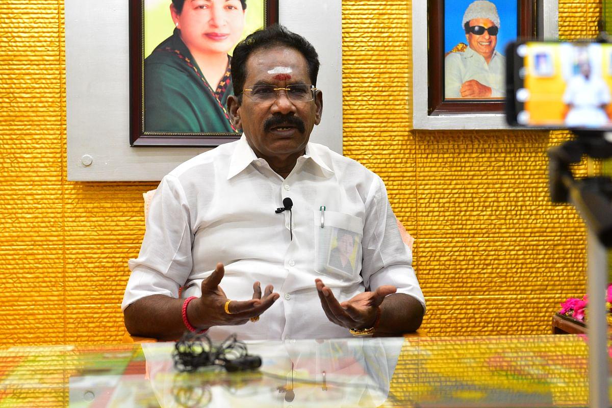 செல்லூர் கே.ராஜூ