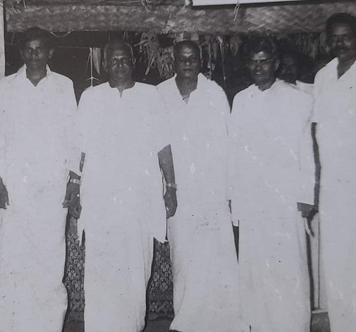 அண்டக்குடி சேர்வை குடும்பத்தினர்