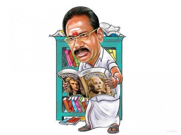 'நிறைய படிக்கிறேன் தம்பி': ரகசியம் உடைக்கிறார்  செல்லூர் ராஜு