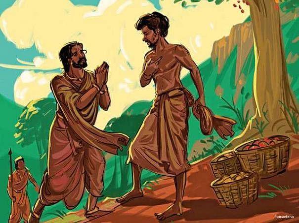 குரங்கணி சித்தன் கதை 9: மெய்யுறுதி