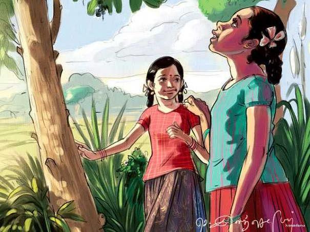 சொட்டாங்கல்- தமிழச்சி தங்கபாண்டியன்