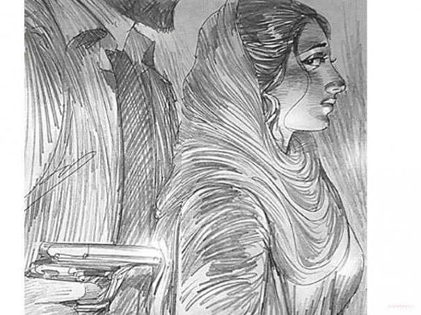 அரேபிய ரோஜா 18: ராஜேஷ் குமார்