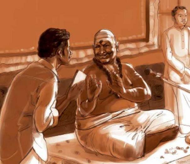 நானொரு மேடைக் காதலன்- நாஞ்சில் சம்பத் எழுதும் புதிய தொடர்