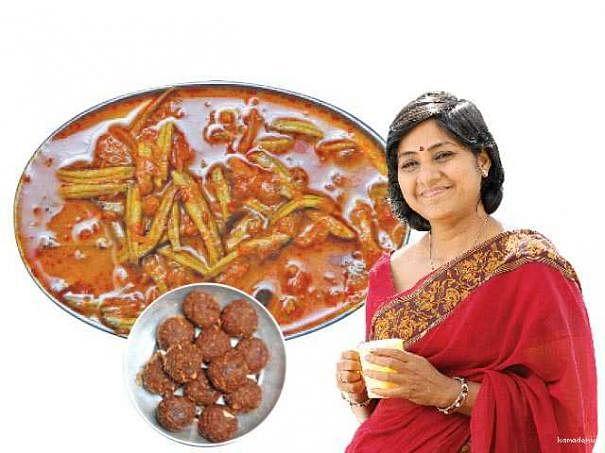 விஐபி-க்களின் விருந்து சாப்பாடு- இந்த வாரம்: நடிகை ரோகிணி