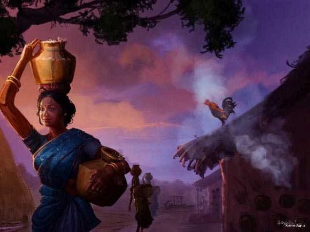அரியநாச்சி 3- வேல ராமமூர்த்தி