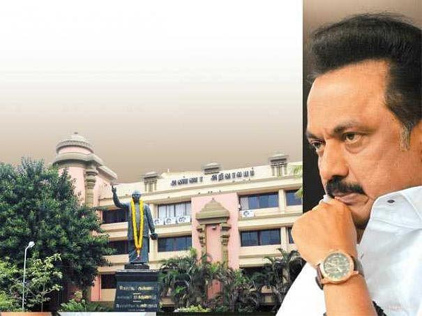 கலக்கத்தில் கழகம்... கரை சேர்ப்பாரா ஸ்டாலின்..?