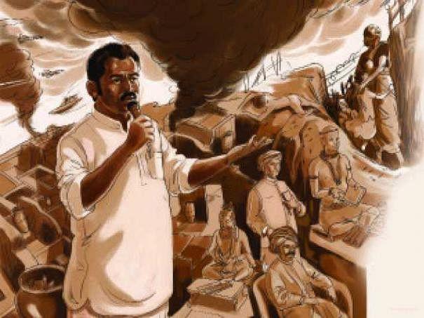 நானொரு மேடைக் காதலன் 6- நாஞ்சில் சம்பத்