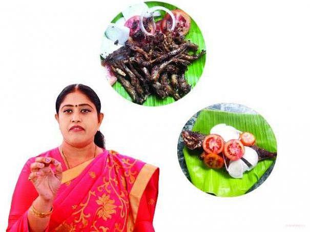 விஐபி-க்களின் விருந்து சாப்பாடு: இந்த வாரம்: விஜயதரணி