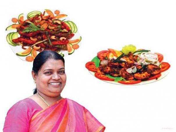 விஐபி-க்களின் விருந்து சாப்பாடு: இந்த வாரம் முன்னாள் அமைச்சர் கீதா ஜீவன்