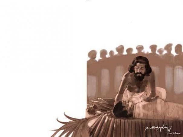 நானொரு மேடைக் காதலன் 21 - நாஞ்சில் சம்பத்