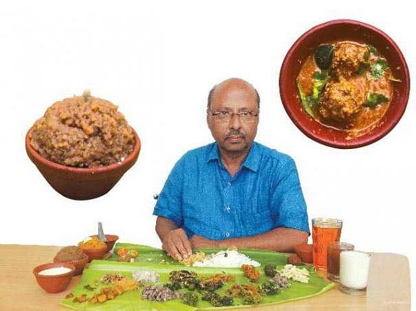 விஐபி-க்களின் விருந்து சாப்பாடு: இந்த வாரம்  கவிஞர் - பேச்சாளர் நந்தலாலா