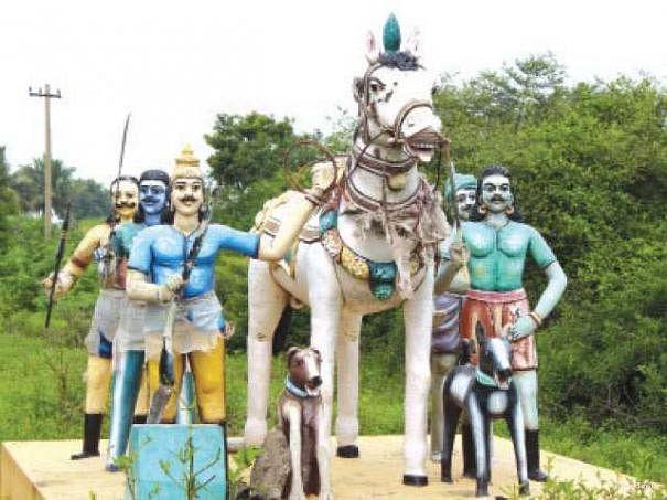 எங்களுக்கு இது ராணுவ மரியாதை!-  - இது வண்ணம்புத்தூர் வழக்கம்