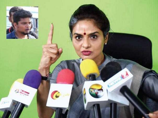 பொம்பள ரூபத்து எமன் மதுபாலா!- 'அக்னிதேவ்'ஜான் பால் ராஜன்