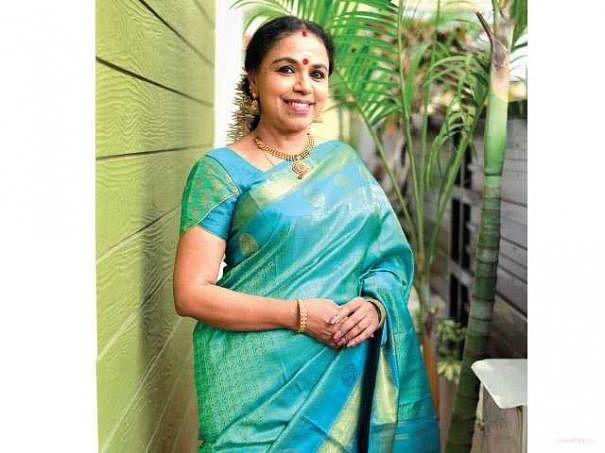கடவுளால் ஆசிர்வதிக்கப்பட்ட குடும்பம் என்னுடையது- சுதா ரகுநாதன்