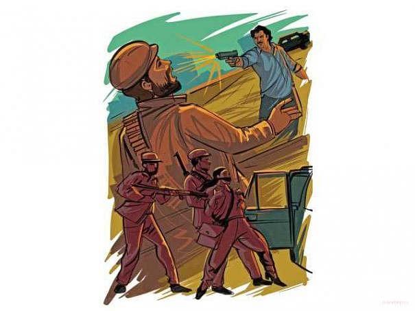 பாப்லோ தி பாஸ் 10: 'மாஸ்' கில்லர்ஸ்..!