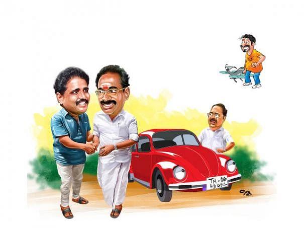 'மீம்ஸ்' பசிக்கு மீல்ஸ் போட்ட மகராசா!