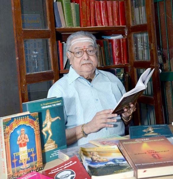 தி.ந.ராமச்சந்திரன்: தமிழுக்கு சப்பரம் சுமந்த திருத்தொண்டர்!