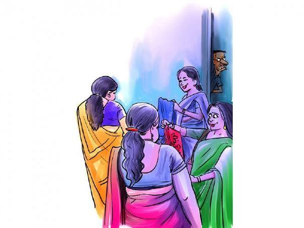 ஸாரி... எல்லாம் வித்துப்போச்சு!