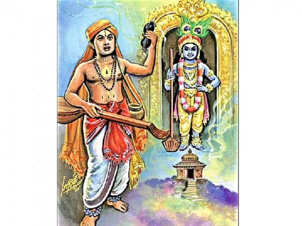 சமயம் வளர்த்த சான்றோர் 21: ஸ்ரீ பக்த புரந்தரதாசர்