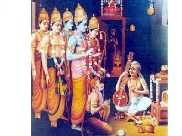 சமயம் வளர்த்த சான்றோர் 25: சத்குரு ஸ்ரீ தியாகராஜ சுவாமிகள்