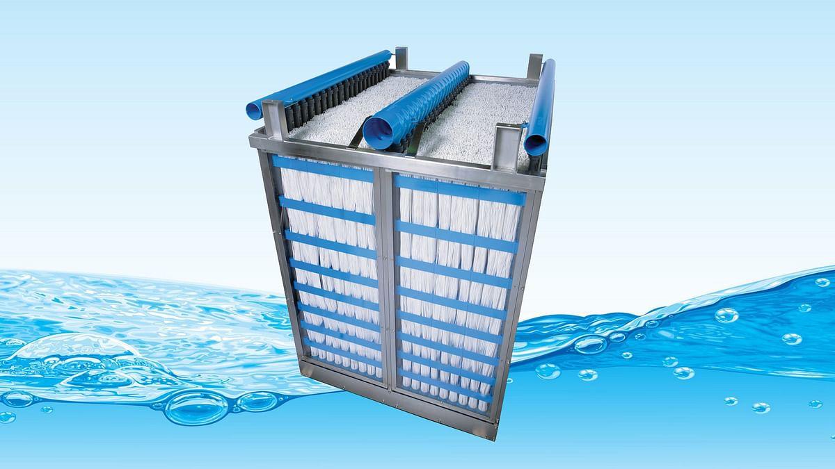 Puron® MBR Hollow Fiber Ultrafiltration Membrane Bioreactor