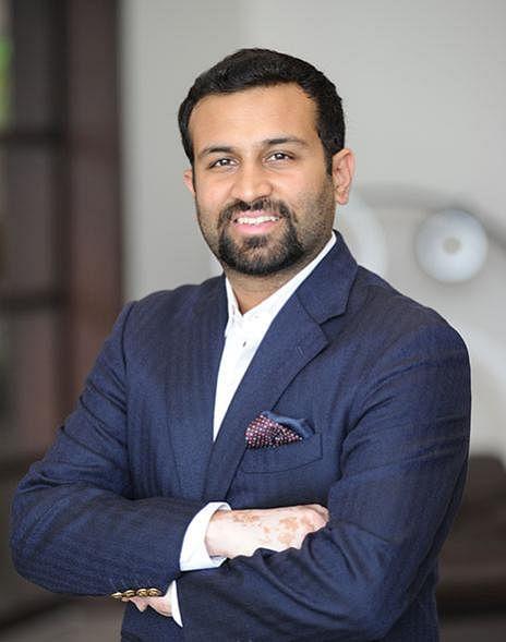 Punit Lalbhai, chairman, Arvind Envisol