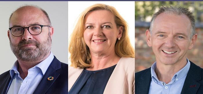 New board members announced for British Water