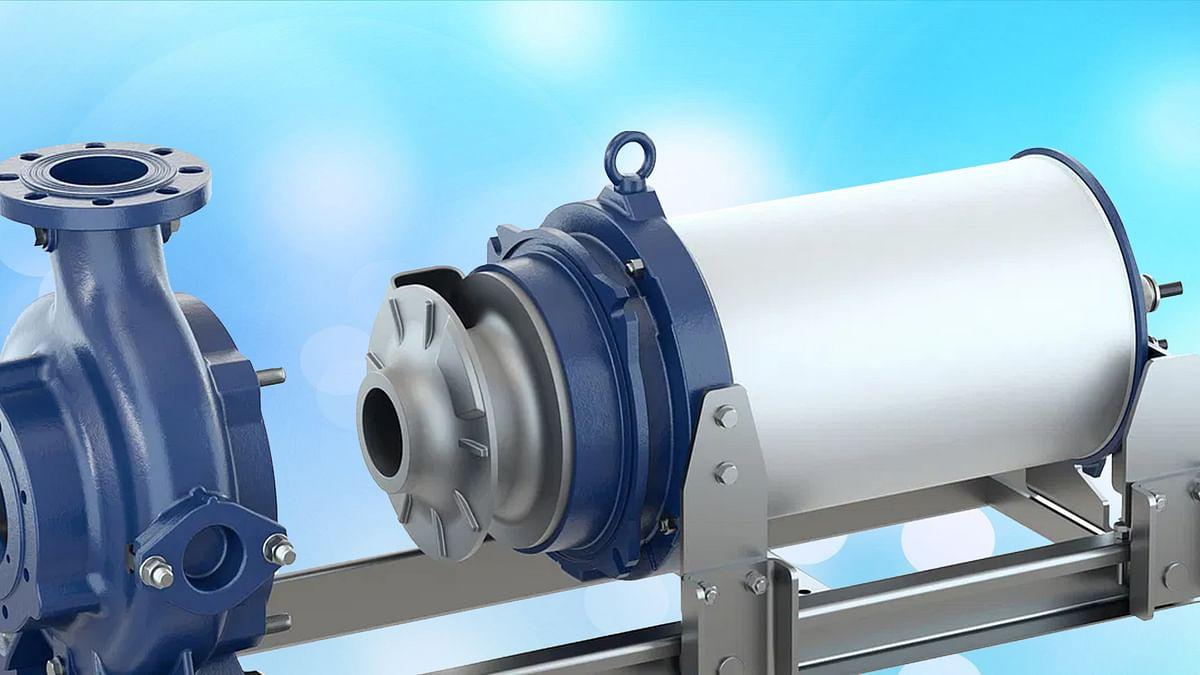 Amarex NG Wastewater Pump