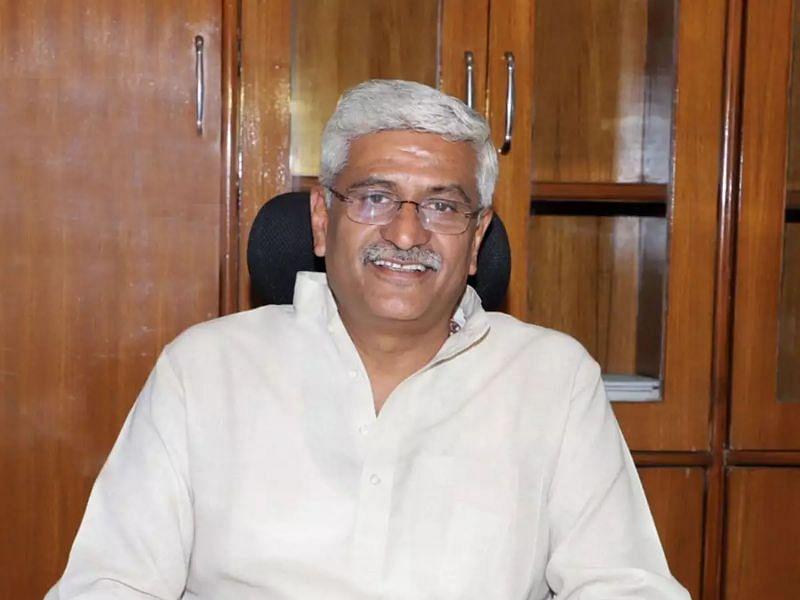 Union Jal Shakti Minister Gajendra Singh Shekhawat
