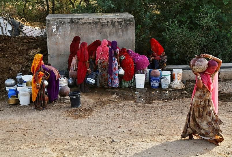 Raj govt gives relief for groundwater extraction for drinking