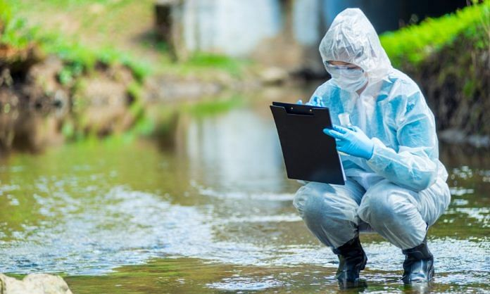 A first in India: K'taka to track COVID through wastewater surveillance