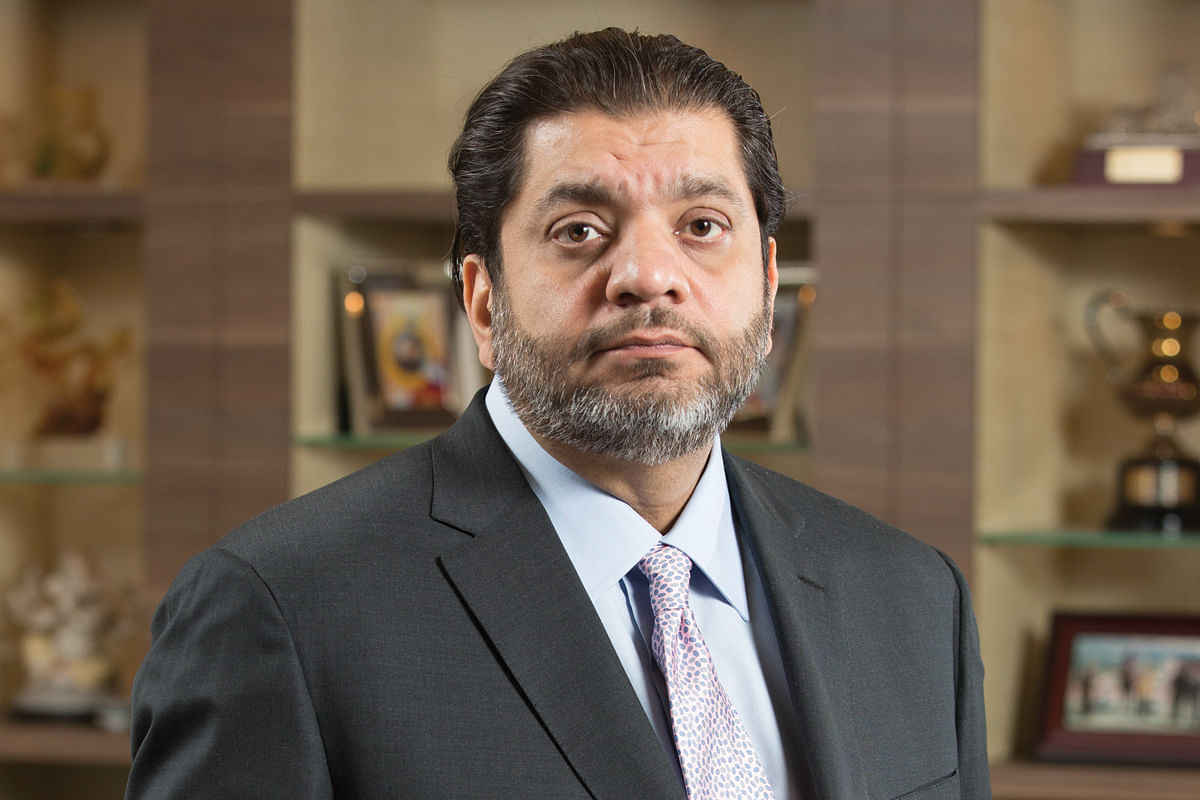 Ranjan Mahtani, chairman, Epic Group