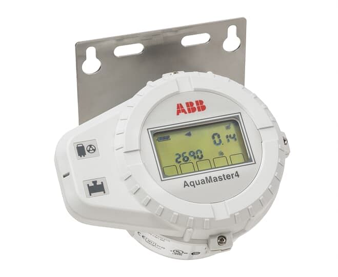 AquaMaster4 electromagnetic flowmeter